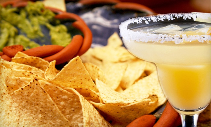Coconuts Beach Bar & Mexican Grill - Boulder Junction: Mexican Meal for Two or $10 for $20 Worth of Specialty Drinks at Coconuts Beach Bar & Mexican Grill