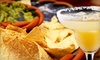 Up to 54% Off at Coconuts Beach Bar & Mexican Grill