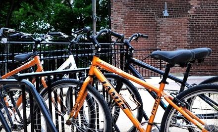 Philadelphia Bike Rental: Full Day Children's Bike Rental - Philadelphia Bike Rental in Philadelphia