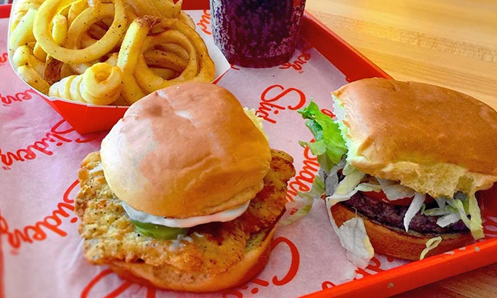 Sliderz - Sliderz: Sliders, Sides, and More at Sliderz (Up to 49% Off). Two Options Available.
