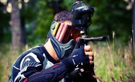 Paintball Package for 2 (an $80 value) - Phoenix Paintball Division in Athens