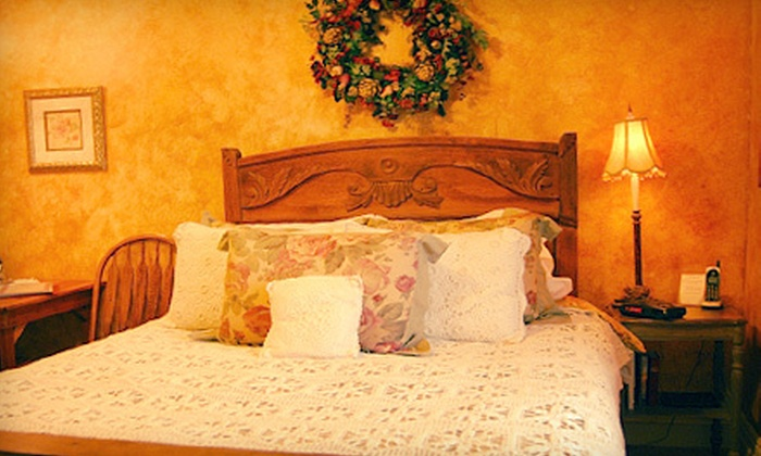 The Historic Manti House Inn - Clear Creek: One-Night Stay for Two on Saturday–Thursday or Friday at The Historic Manti House Inn (Up to 53% Off)