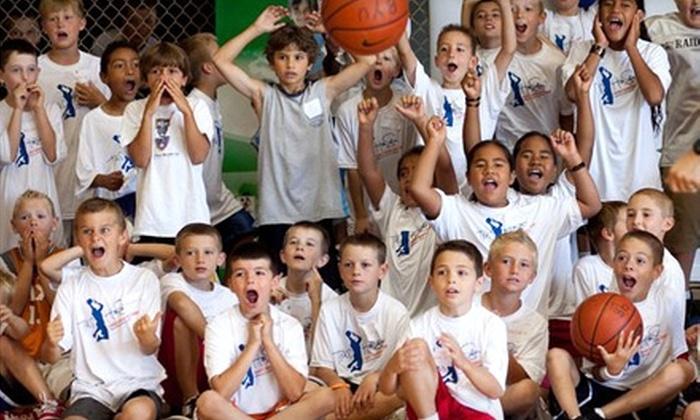 Travis Hansen Charity Basketball Camp - Salt Lake City: $39 for Travis Hansen's Charity Basketball Camp from Little Heroes Foundation ($79 Value)