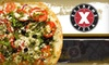 extreme pizza Colorado Springs - Briargate: $10 for $20 Worth of Pizza and More at Extreme Pizza