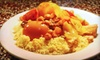 Moroccan Bites (Marrakesh) - Northwest Washington,North Gate: Family-Style Moroccan Feast for Eight or $20 for $40 Worth of Moroccan Fare at Moroccan Bites (Marrakesh) in Silver Spring