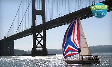 2-Hour Sailing Cruise With Cocktails and Other Beverages for 2 People (a $136 value) - Bay Area Excursions in