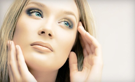 1 Microcurrent Skin-Tightening Facial (a $150 value) - Essential Skin Care in Lee's Summit