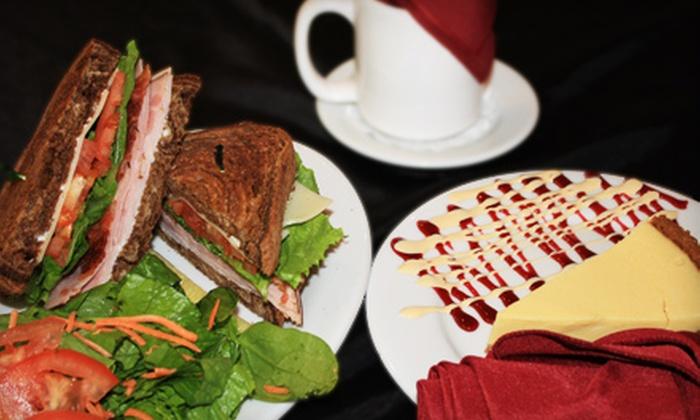 Tootie Pie Co. Gourmet Café - Fredericksburg: Sandwiches and Pie for Two or Four at Tootie Pie Gourmet Café
