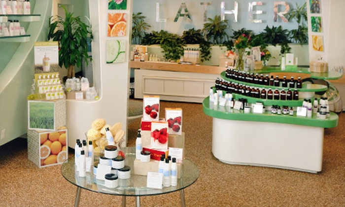 LATHER - Scottsdale: Natural Skin Care and Hair Care Products at LATHER (Half Off). Two Options Available.