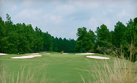 Golf Package for One (up to a $70 total value) - Fox Fire Resort in Foxfire Village