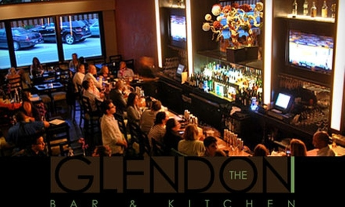 Glendon Bar & Kitchen - Westwood: $20 for $40 Worth of Californian Cuisine and Drinks at The Glendon Bar & Kitchen