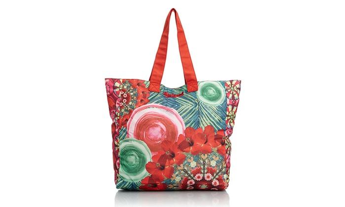 Tassen Ontwerpen Opleiding : Desigual tassen in ontwerpen groupon goods