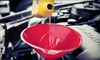 Universal Service Station - Burbank: One or Three Oil Changes at Universal Service Station (Up to 62% Off)