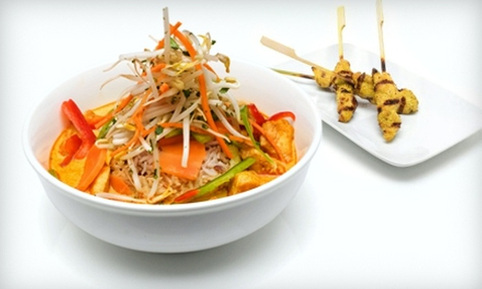 Fresh Bowl - Downtown Vancouver: $8 for $16 Worth of Southeast Asian Cuisine and Drinks at Fresh Bowl
