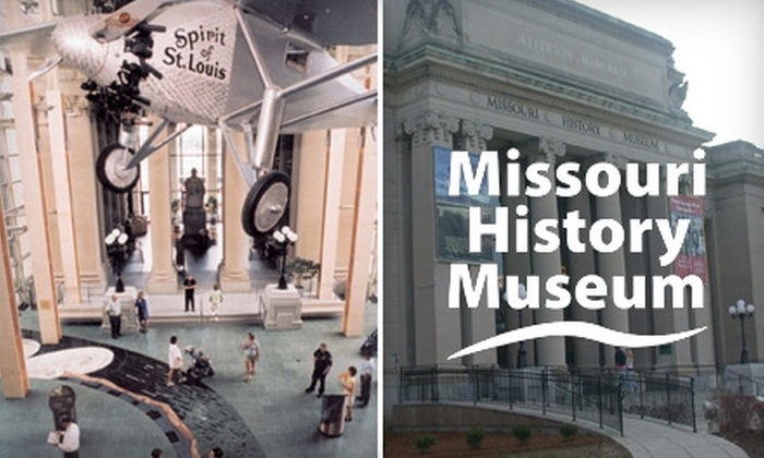 Missouri History Museum - St Louis: $40 for a Family-Plus Membership to the Missouri History Museum ($85 Value)