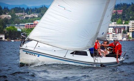 Two-Hour Intro to Sailing Class: Jan. 28 or 29 (a $200 value) - Island Sailing in Portland