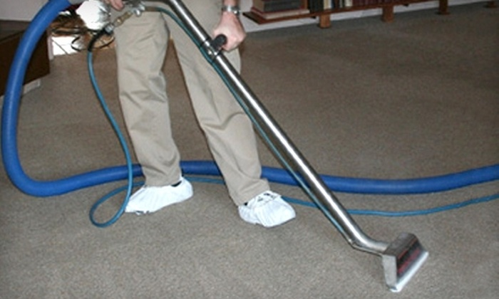Four Seasons Carpet & Upholstery Cleaning - Santa Barbara: $49 for 300 Square Feet of Carpet Cleaning from Four Seasons Carpet & Upholstery Cleaning ($120 Value)