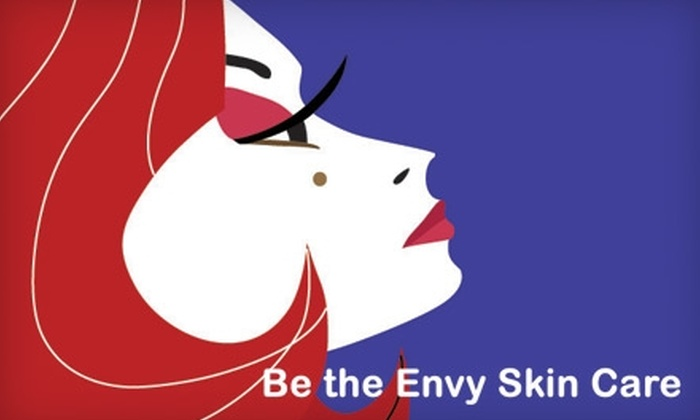 Be the Envy Skin Care - Canyon Gate: $39 for a Pumpkin Enzyme Peel with a Collagen Facial at Be the Envy Skin Care (Up to $120 Value)