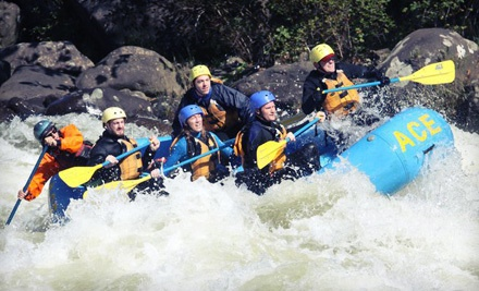 Rafting Trip for One - Ace Adventure Resort in Minden