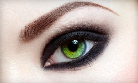 One Eyebrow Wax and One Bikini Wax (a $65 value) - Esthetic Laser Clinic in Vienna
