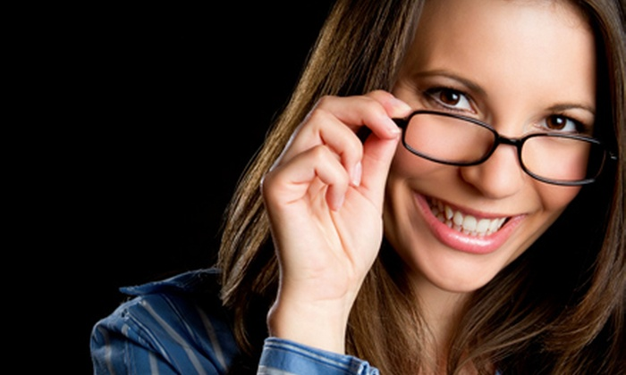 Eye Can See Optical - Plano: $49 for an Eye Exam and $200 Toward Prescription Eyewear at Eye Can See Optical in Frisco ($339 Value)