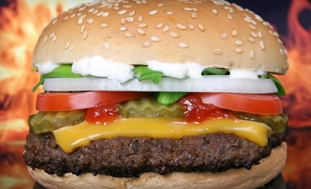 $15 Groupon to All Grill at the Homestead - All Grill at the Homestead in Mississauga