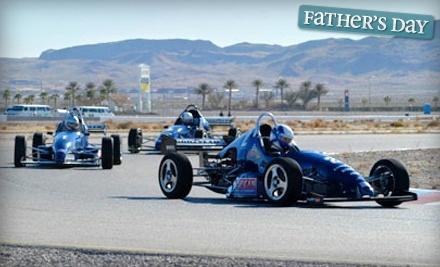 Formula Racing Experience: 3-Lap Ride-Alongs - Formula Racing Experience in Summit Point