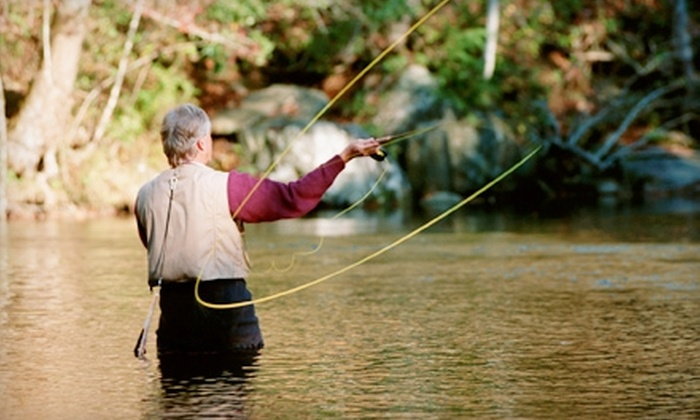 The Green Drake - Winston-Salem: All-Day Fly-Fishing Excursion from The Green Drake in Winston-Salem. Choose from Seven Dates.