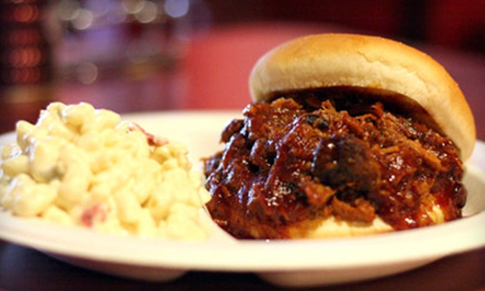 Jones Barbeque - West Seattle: $15 for $30 Worth of Barbecue and Drinks at Jones Barbeque