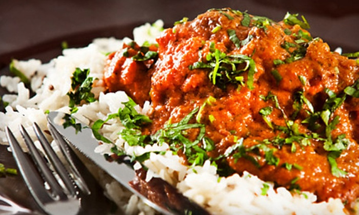Bombay Sizzler - Pasadena Lakes: Indian Dinner Buffet for Two or Four or Dinner Fare at Bombay Sizzler in Pembroke Pines
