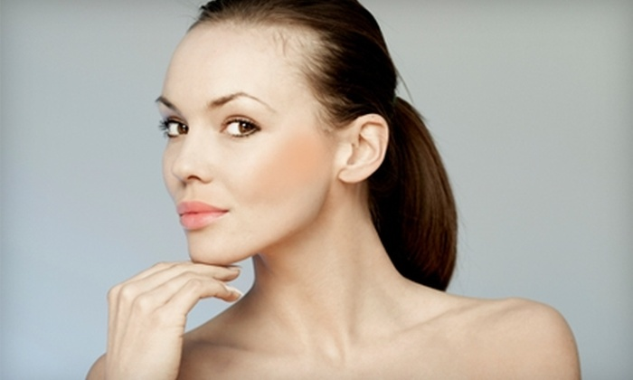 Vancouver Laser Skin Care Clinic - Vancouver: $99 for 30 Minutes of Laser Treatments for Spider-Vein, Face-Vein, or Brown-Spot Removal at Vancouver Laser Skin Care Clinic ($350 Value)