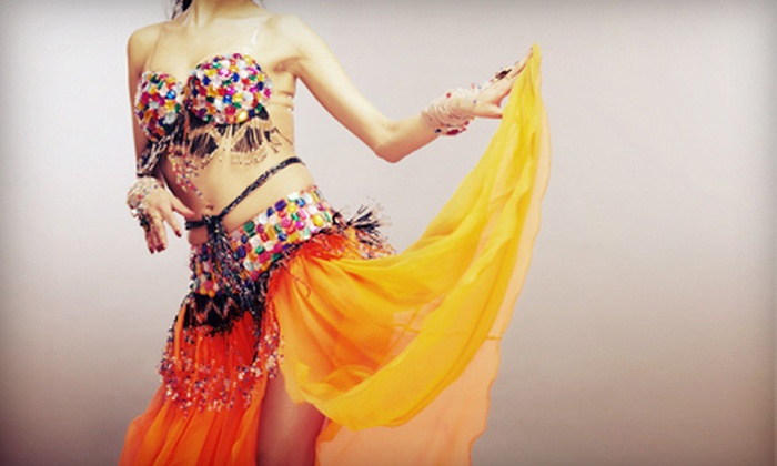 Calirumba Dance Company - Preston Hollow: Four Latin-Dance Classes for One or Two at Calirumba Dance Company (Up to 65% Off)