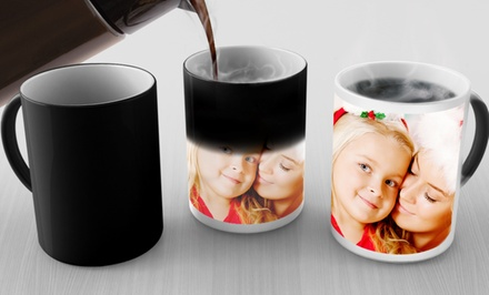 Custom Photo Mugs from Printerpix from $7.99–$9.99