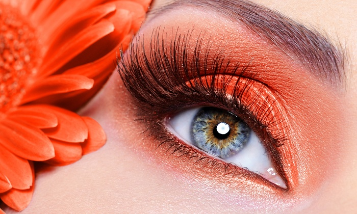 Art and Lashes - Near North Side: Cat Eye or Light Look Lash Extensions or Lash Perm at Art and Lashes (Up to 56% Off)