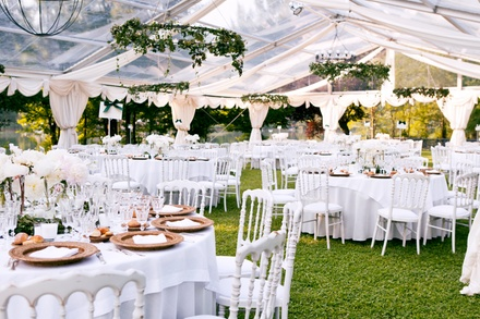 $13 for $30 Worth of Event Planning — Event Production Catering & Food Services