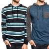 Distortion Men's Pullover Hoodies