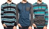 Distortion Men's Pullover Hoodies: Distortion Men's Pullover Hoodies