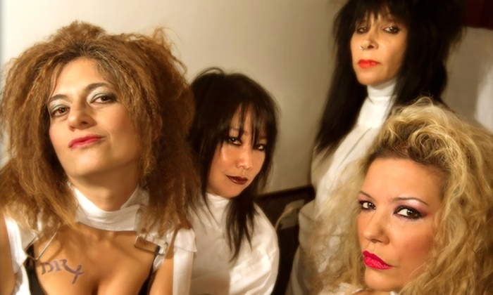 Girls Girls Girls (Motley Crue Tribute) with Tragedy (All Metal Tribute to the Bee Gees and Beyond) & VIPER - Gramercy Theatre: Girls Girls Girls: All-Girl Mötley Crüe Tribute on Saturday, January 30, at 8 p.m.