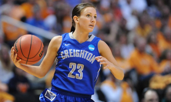 Creighton Bluejays Womens Basketball - Ryan Center: $5 to See a Creighton University Women's Basketball Game at Ryan Athletic Center & D.J. Sokol Arena ($11.90 Value)