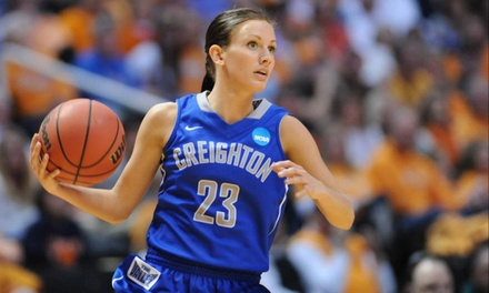 $5 to See a Creighton University Women's Basketball Game at Ryan Athletic Center & D.J. Sokol Arena ($11.90 Value)
