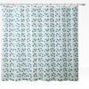 Vega 13-Piece PEVA Shower Curtain Set