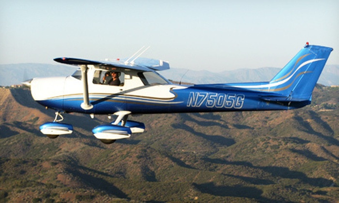 Rotor F/X - Northridge: $99 for 45-Minute Aerial Tour of Santa Monica and Los Angeles from Rotor F/X ($229 Value)