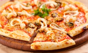 Georgio's House of Pizza: $19 for a Family Pizza Meal at Georgio's House of Pizza (Up to $32.50 Value)