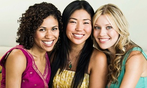 Diversity Salon: Haircut with Blow-Dry and Style, Highlights or Color, or a Relaxer at Diversity Salon (Up to 59% Off)