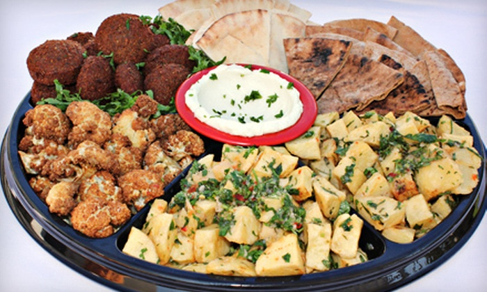 Open Sesame - Manhattan Beach: $15 for $30 Worth of Lebanese Cuisine at Open Sesame