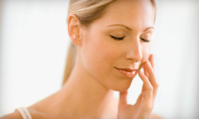 Dr. Draper - Biltmore South: Glycolic Peel or DOT Laser Therapy Treatment from Dr. Draper. Three Options Available.