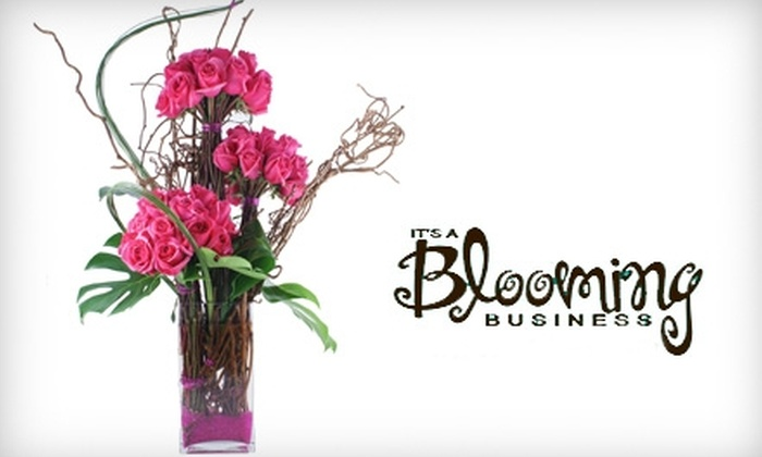 It's a Blooming Business - Burbank: $35 for $70 Worth of Flowers or Orchid Plants from It's a Blooming Business