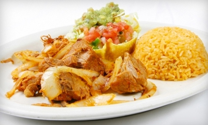 El Reposo - Multiple Locations: $10 for $20 Worth of Authentic Mexican Cuisine at El Reposo