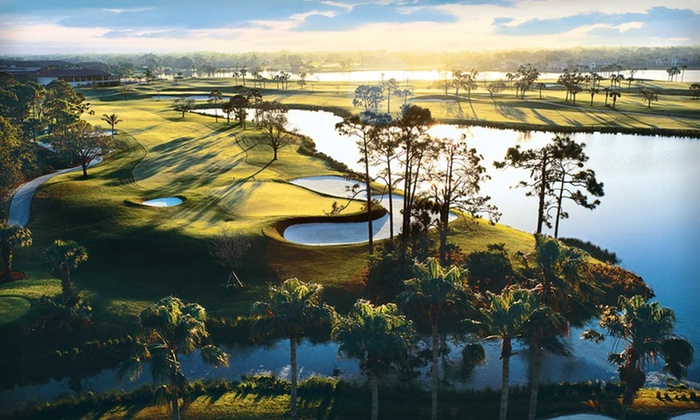 PGA National Resort & Spa - Palm Beach, FL: One-Night Stay for Two and $25 Spa Credit at PGA National Resort & Spa in Florida