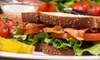 Up to 54% Off American Dinner for Up to Six at Riley's Gathering Place in Elmhurst